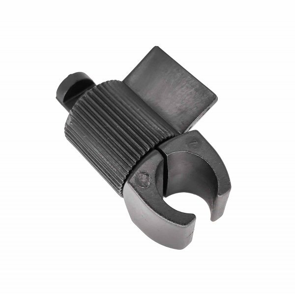 Cross rib clip for gunwale-lock
