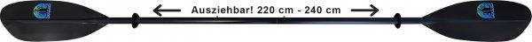 Cannon Escape Slider 2tlg   220-240