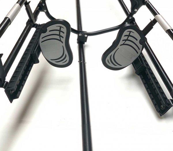 argo 2 - Fußstützen (ohne Steuer)