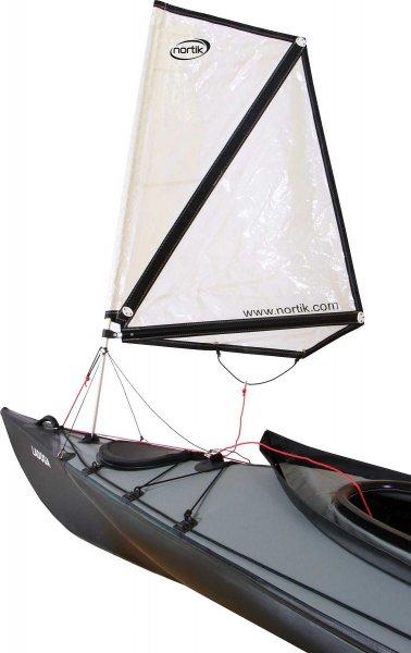 Ladoga/Vuoksa/argo - nortik kayak sail 0.8 Faltboote