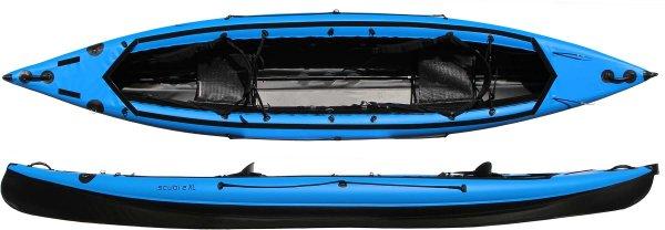 scubi 2 XL blue