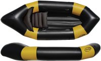 TrekRaft Expedition without deck yellow/black