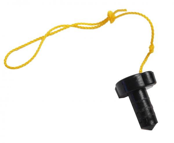 plug for black filling tubes